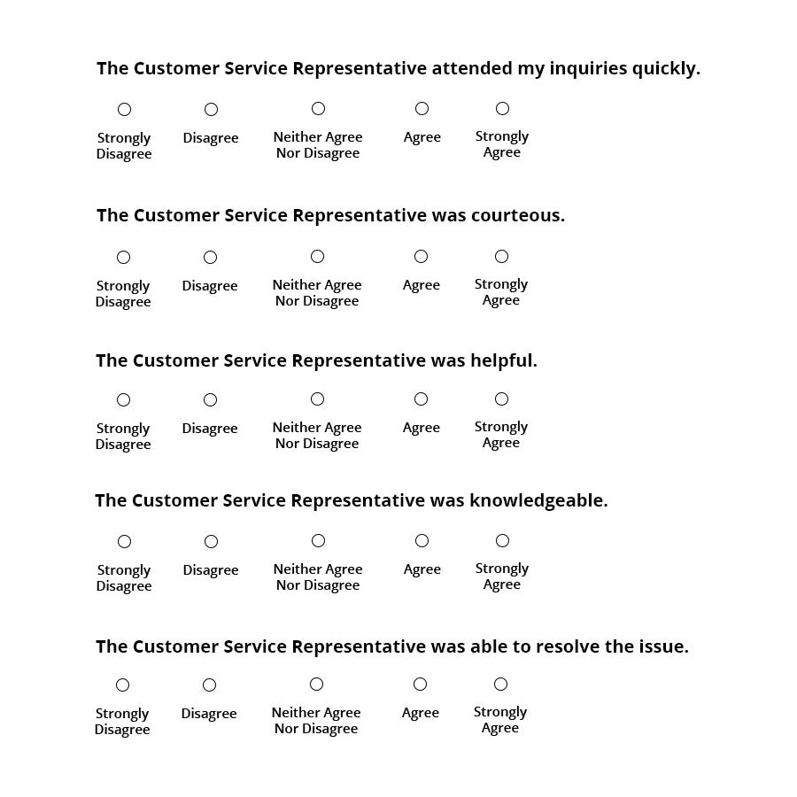 Optimize Your Survey Using a Likert Scale | Eduardo Sierra